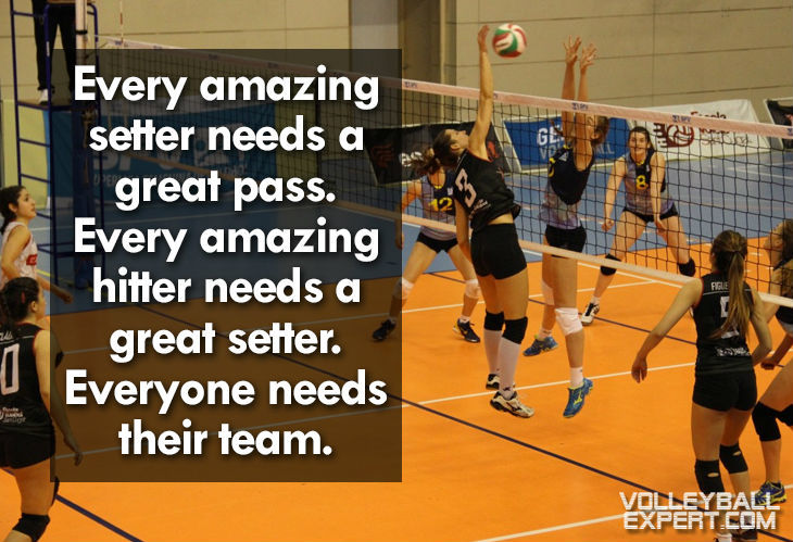201+ Volleyball Quotes to Inspire and Motivate Your Team