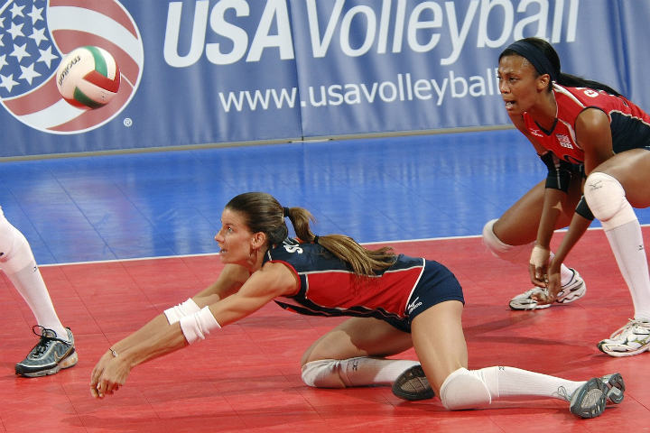 volleyball girls usa