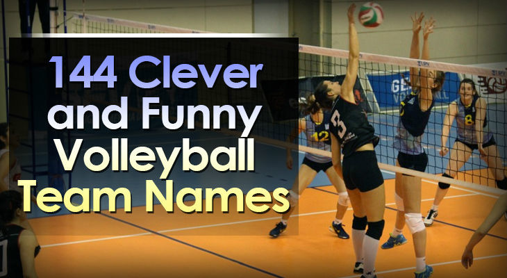 volleyball-team-names