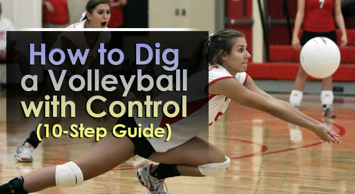 volleyball-dig