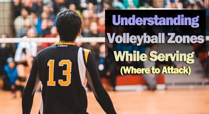 volleyball zones