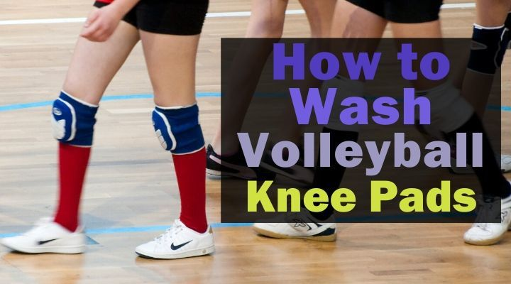 how-to-wash-volleyball-knee-pads